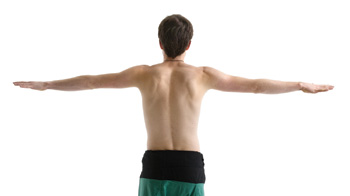 sacred space  3 poses for neck and shoulder pain