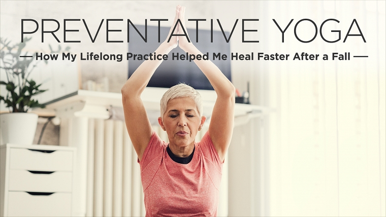preventative yoga therapy