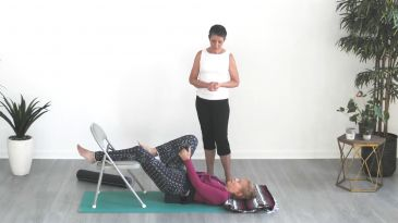 2 alternatives to shoulderstand  yoga international