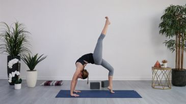a tip to transform your standing poses  yoga international