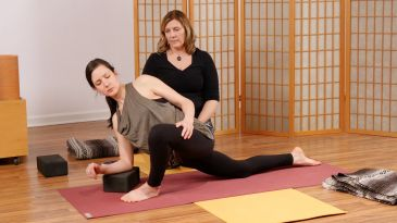 yoga for the soul a gentle yin practice