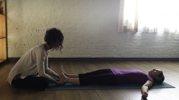 how to give a great savasana adjustment