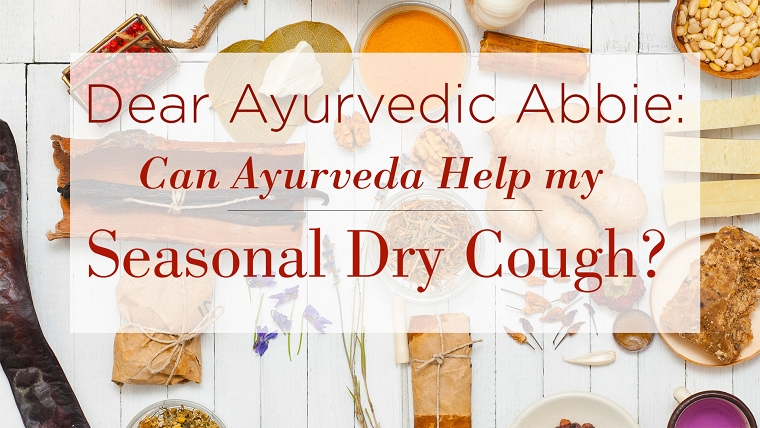 Ayurveda for a Cough