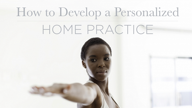 developing a personal yoga practice
