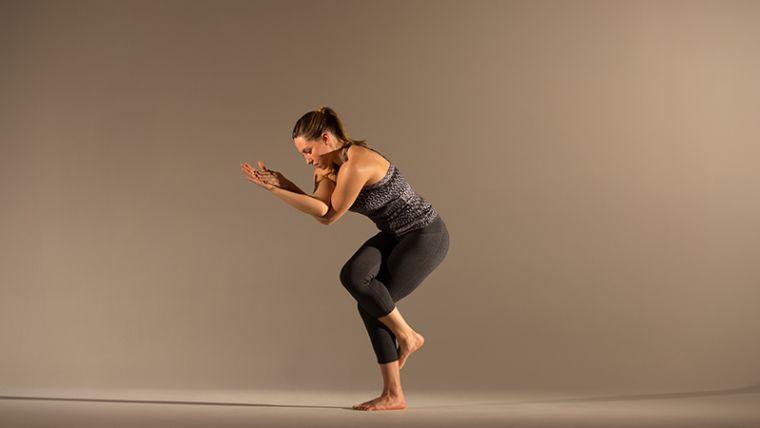Eagle Pose, Step by Step | Yoga International