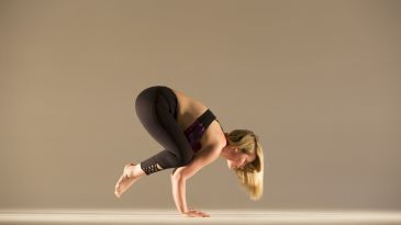 3 tips to help you jump from crow to chaturanga