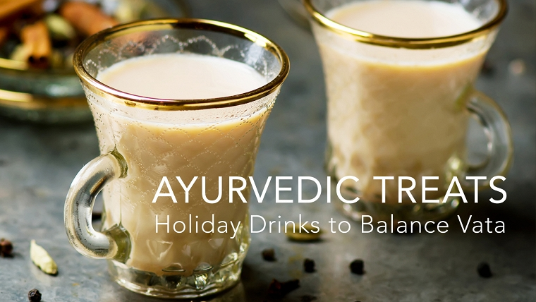 Healthy Holiday Beverages