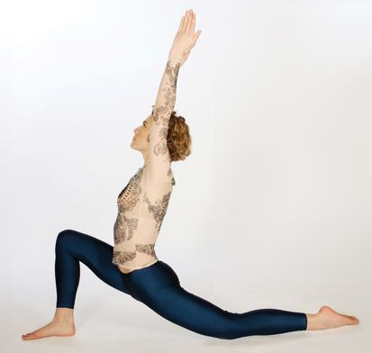 kapotasana pigeon pose  yoga international