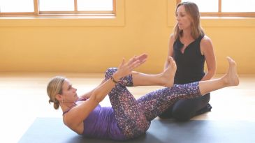 a crunchfree core sequence to empower your yoga practice