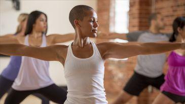4 ways to transform your triangle pose  yoga international