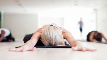 a yin yoga sequence to lift your mood  yoga international