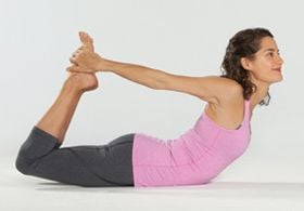 a sequence to prepare for bhekasana  yoga international