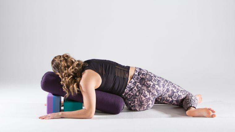 Amazon Yoga Bolster