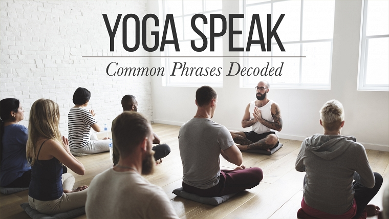 Yoga Speak