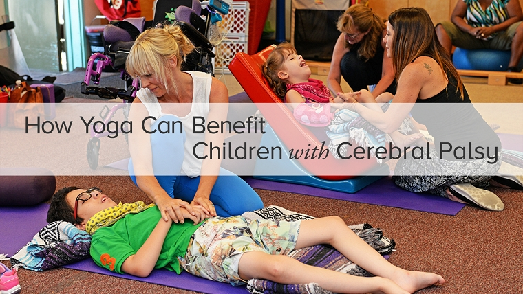 Yoga for children with cerebral palsy