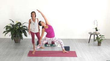 5 ways to make tadasana mountain pose more interesting