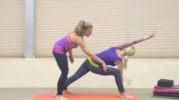 how to assist surya namaskar a  yoga international