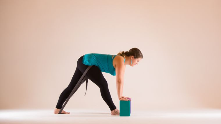 yoga-strap-uses-forward-fold