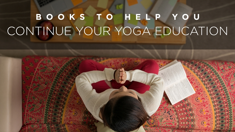 Yoga Books for Teachers