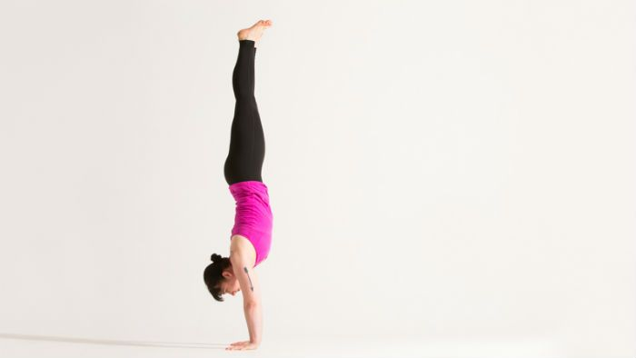 Handstand Away from the wall