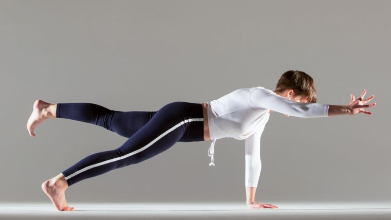 Plank Pose Variations