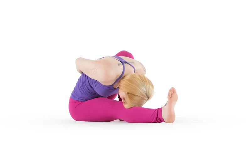 Sage Marichi's Pose | Yoga International