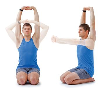 Wrist Relief: 6 Poses for RSI (Repetitive Stress Injury)
