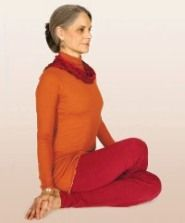 Yoga Spinal Twist