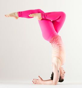 4 ways to practice forearmstand  yoga international