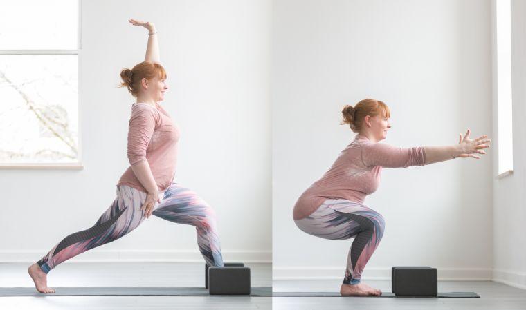 yoga-lunge-series