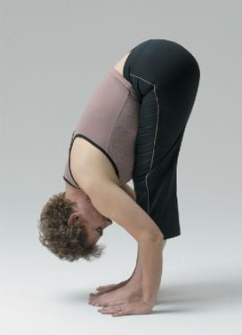 ground your home practice with standing poses