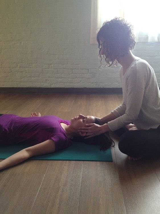 Craniosacral Adjustments