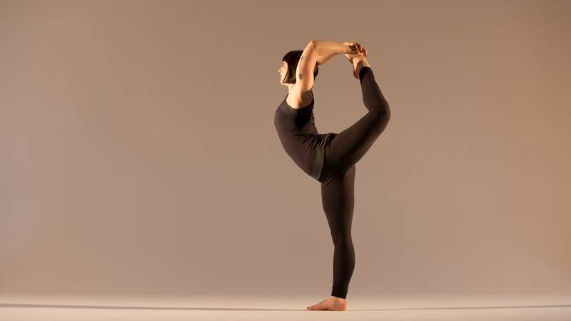 Let S Dance A Sequence To Prepare For Natarajasana