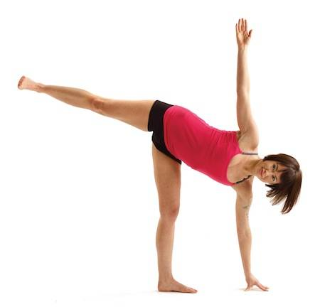 yoga practice balancing effort with ease