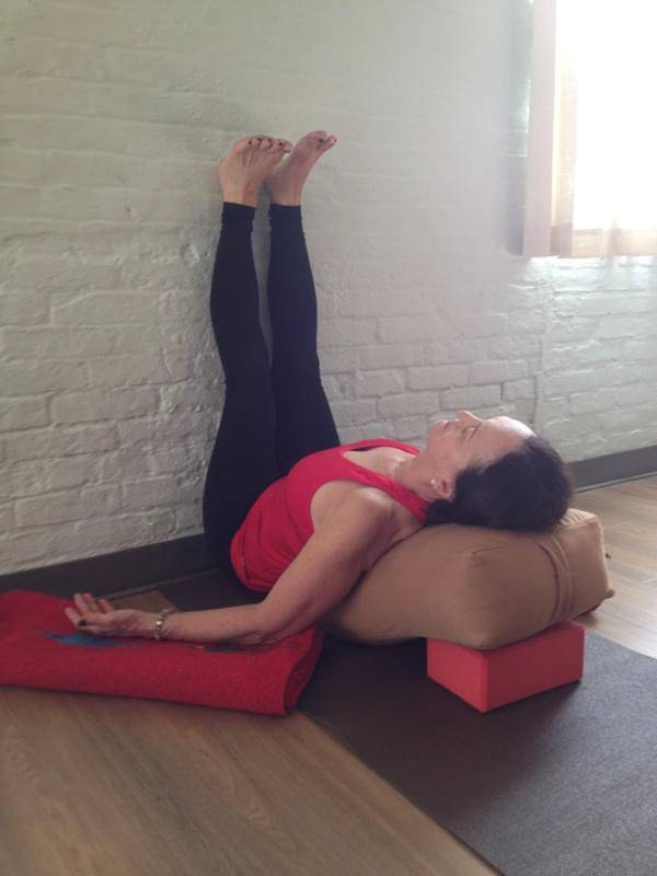 Restorative Yoga Sequences