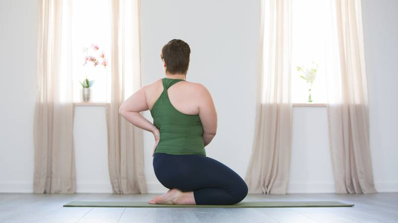 Self-Care Yoga