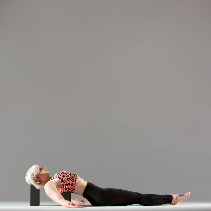 Yin Yoga Sequence