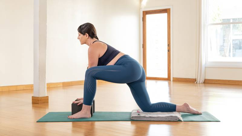 A Prenatal Yoga Sequence to Help You Breathe With More Ease