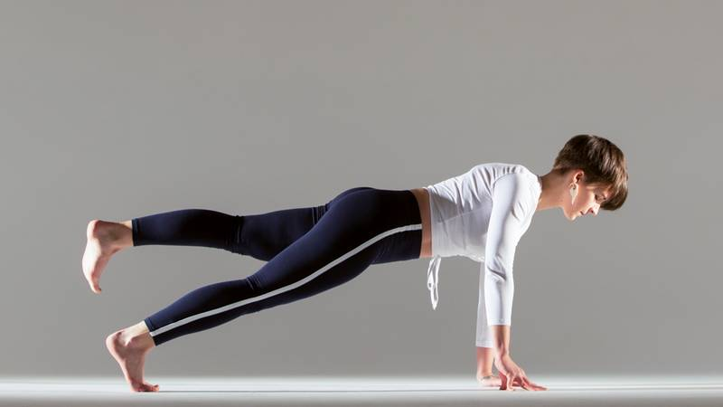 Plank Pose Variations