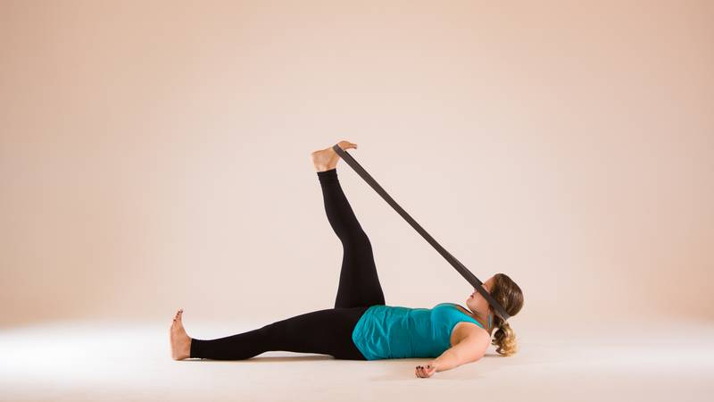 5 New Ways To Use A Yoga Strap