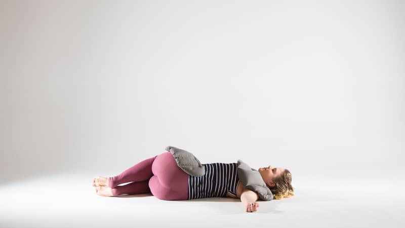 gentle-twist-with-yoga-sandbags