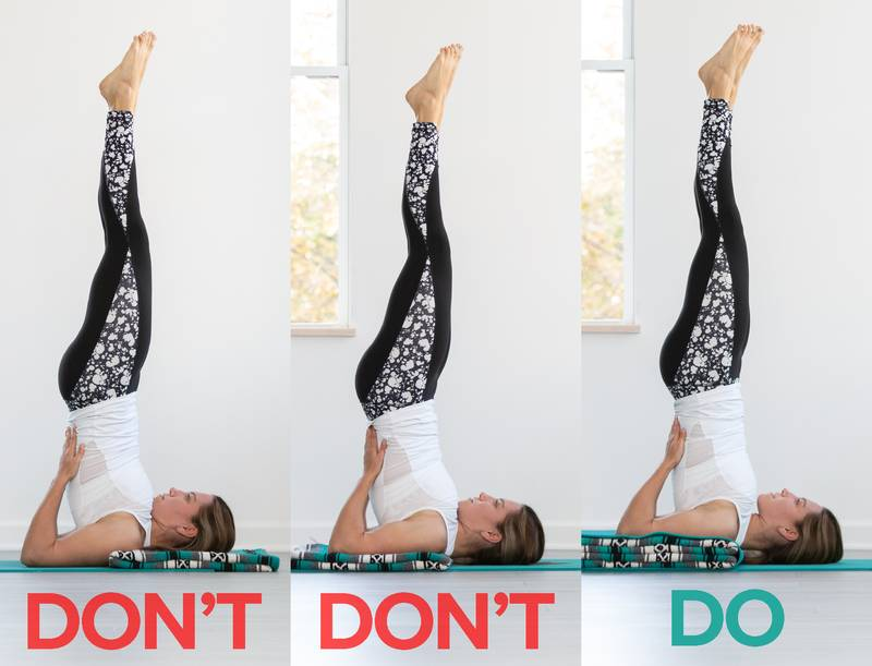 Yoga Do S And Don Ts For Tension Headaches Jaw Pain And Neck Discomfort